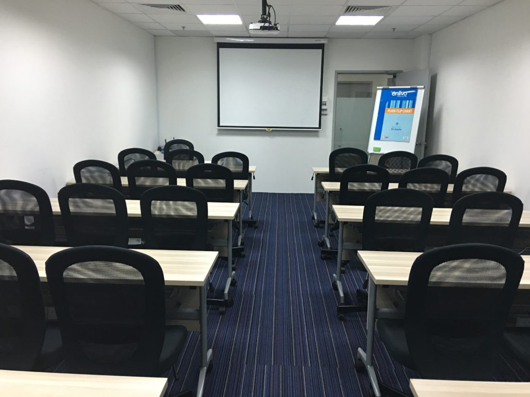 Classroom for Rent (Front View)