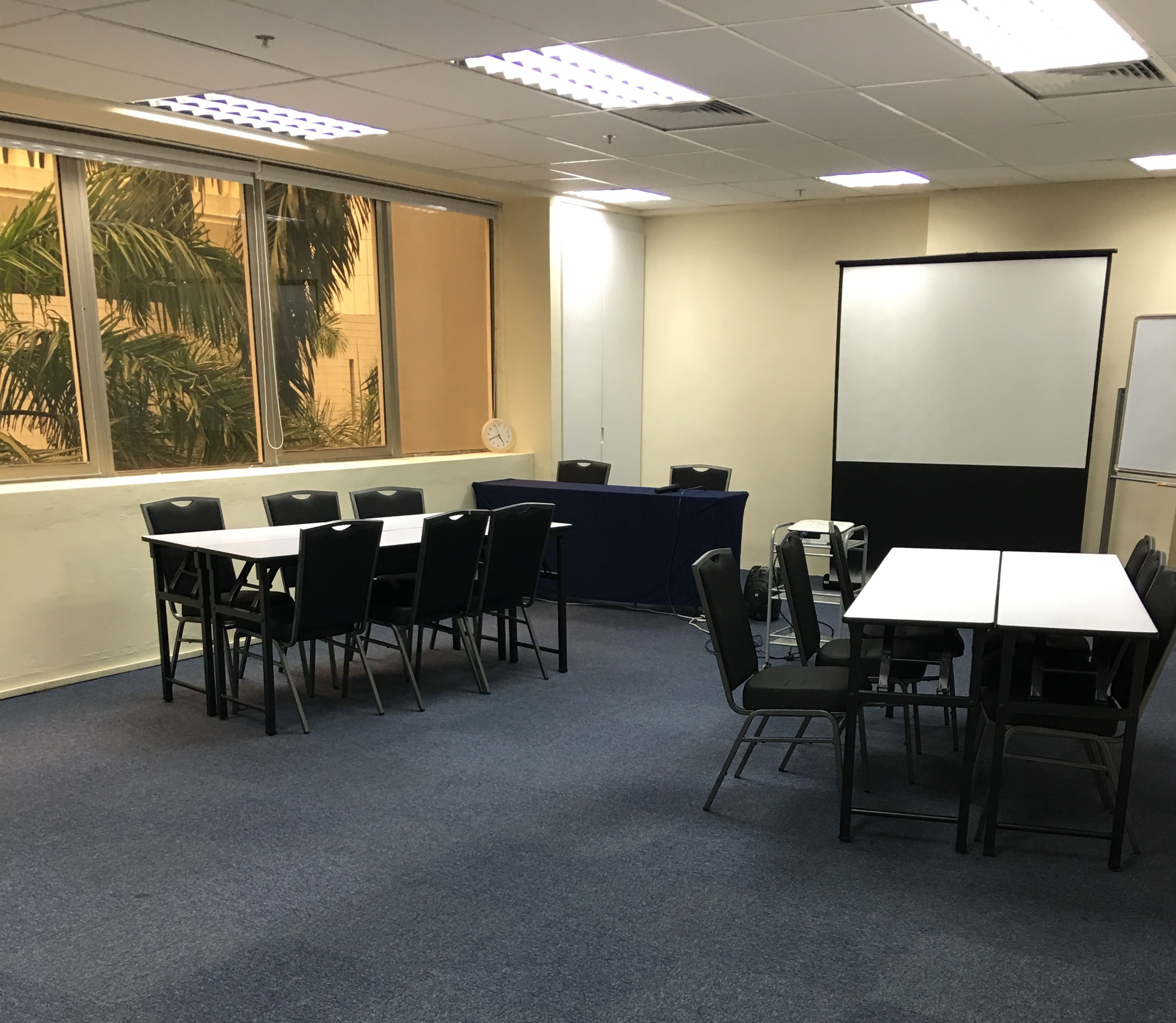 Meeting Room (Cluster Setup)