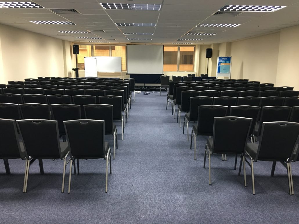 Seminar Room for Rent (Front View)
