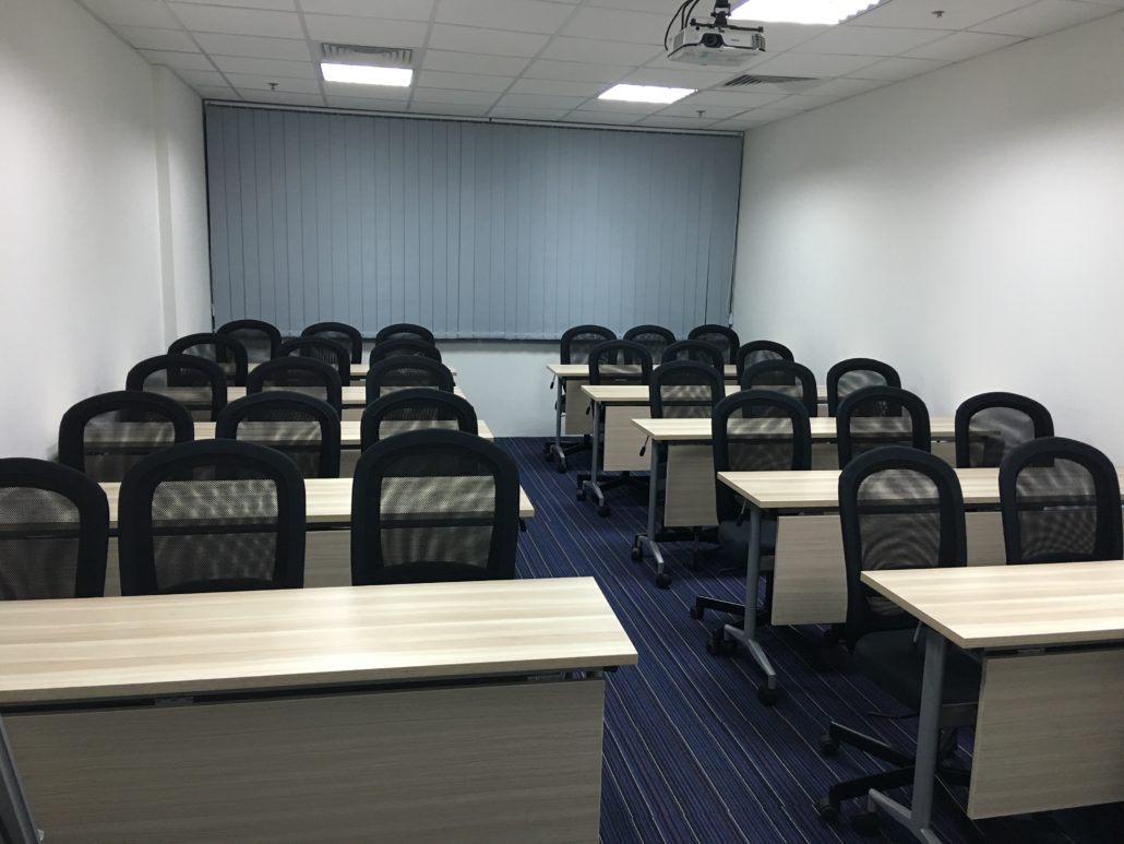 Classroom for Rent (Back View)