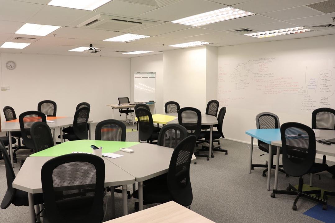 Classroom & Training Room Rental in Singapore | VenueSquare